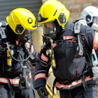 Cambridgeshire Fire and Rescue Service were called to a blaze in Godmanchester.