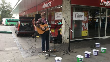 St Albans Band Aid raised money for Rennie Grove Hospice Care and Earthworks. Picture: Dene Rosewarn