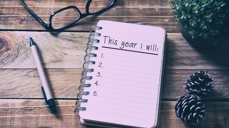 Fresh start: Vow to make 2020 your best year in the garden yet. Picture: iStock/PA