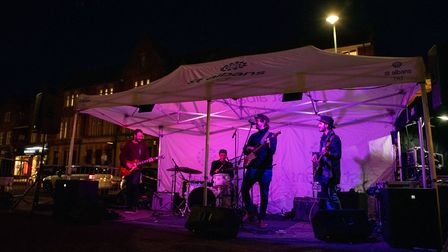 The launch of the St Albans Christmas Charter Market. Picture: Stephanie Belton