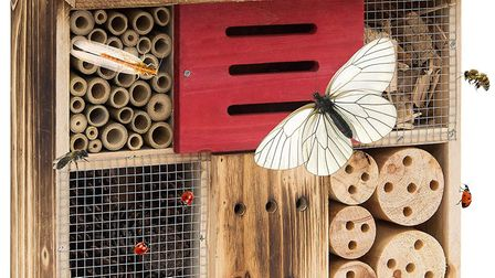 5. A bug's life: Relaxdays Fired Insect Hotel. Picture: Amazon/PA