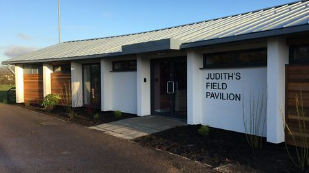 The re-opening of the Judith's Field Pavilion in Godmanchester. Picture: CONTRIBUTED