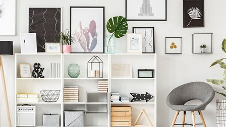 It's time for a fresh start on the decluttering front. Picture: PA Photo/iStock
