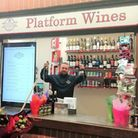 Two new wine and craft beer shops have been opened at Harpenden and Berkhamsted station Picture: Pla