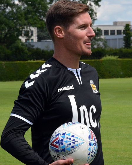 New St Neots Town manager Barry Corr. Picture: SIMON LANKESTER