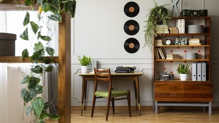 With increasing numbers of us working from home, the home office has become less luxury more necessi