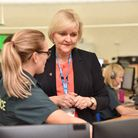 Dorothy Hosein the chief executive of EEAST. Picture: Sonya Duncan