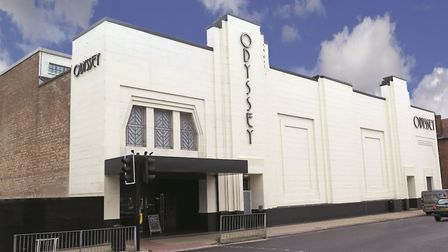 The Odyssey Cinema opened in London Road, St Albans. Picture: Kari Lundgaard