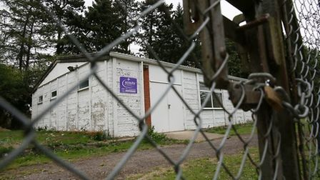 Colney Heath scout hut. Picture: Danny Loo