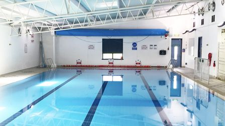 You can go for a relaxing swim or try out a fitness class from the varied timetable. Picture: SLL