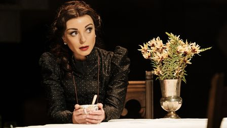 Call the Midwife's Helen George stars as Rachel in My Cousin Rachel, which can be seen at Cambridge