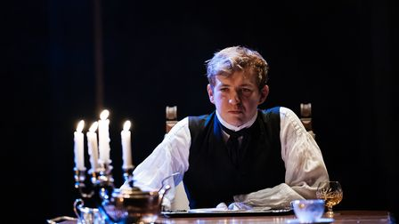 Jack Holden stars in My Cousin Rachel, which can be seen at Cambridge Arts Theatre. Picture: Manuel