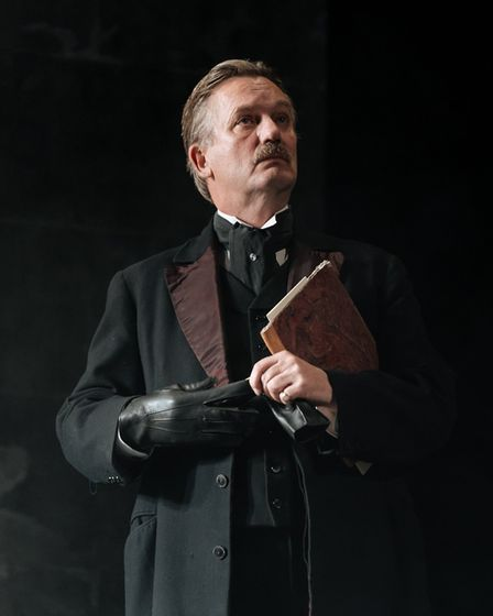 Simon Shepherd in My Cousin Rachel, which can be seen at Cambridge Arts Theatre. Picture: Manuel Har