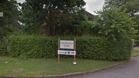 St Albans district council is allowing Highfield Park Visitor Centre's car park to remain open in th