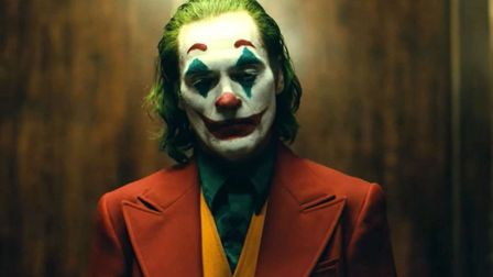Joaquin Phoenix stars at the Joker in the hit movie about Batman's nemesis. You can see the BAFTA-no