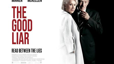 The Good Liar, starring Helen Mirren and Ian McKellen, can be seen at The Alban Arena in St Albans.