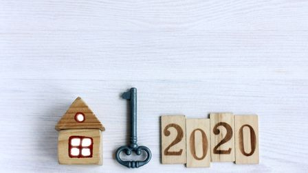 Savills are predicting modest price growth in 2020. Picture: Getty Images/iStockphoto