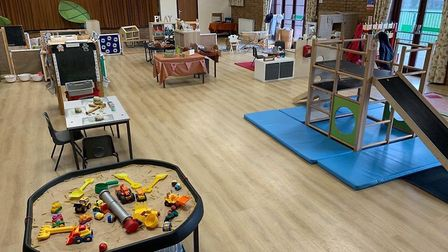 Bury playgroup are appealing for help.