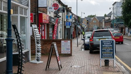 London Road, Apsley. Picture: DANNY LOO