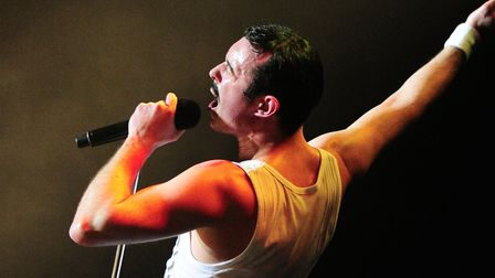 One Night of Queen can be seen at The Alban Arena in St Albans. Picture: Alissa Behn