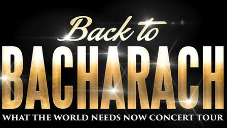 Back to Bacharach will celebrate the music of Burt Bacharach at The Alban Arena in St Albans.