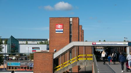Stevenage came eighth of Zoopla's affordable commuter town countdown. Picture: DANNY LOO