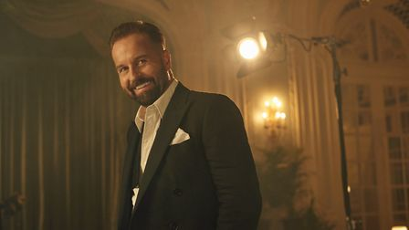 Alfie Boe will perform at Newmarket Nights at Newmarket Racecourses. Picture: supplied by Chuff Medi
