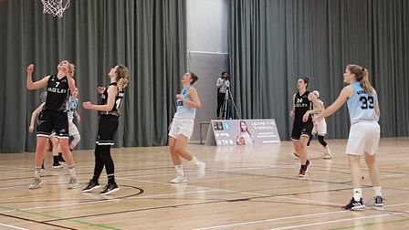 Oaklands Wolves entertained Newcastle Eagles in a WBBL match at the Oaklands Sportszone.
