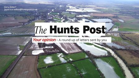 Letters page