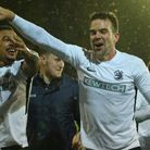 Royston Town are just two wins from Wembley after beating Ebbsfleet in the FA Trophy. Picture: David
