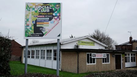 New Greens Social Club, High Oaks. Picture: Danny Loo