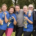 St Albans residents are encouraged to take part in the Herts 10k for Rennie Grove Hospice Care. Pict