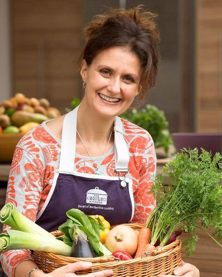 Danielle Durant of The Cobbled Kitchen will be running classes at the St Albans Sustainability Festi