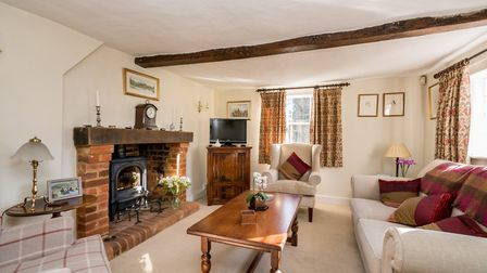 The property enjoys a wealth of characterful accommodation. Picture: Bradford & Howley