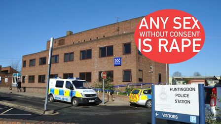 Cambridgeshire police have launched a new campaign.