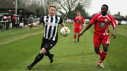 Jon Clements has scored seven in the last six SSML Premier Division games after a brace against Oxhe