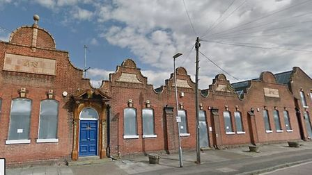 The Beaumont Works building on Sutton Road, pictured before renovation work commenced. Picture: Goog