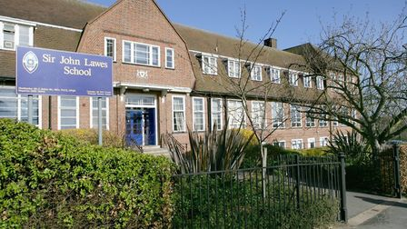 Sir John Lawes School in Harpenden will deliver the chartered teaching programme alongside Beaumont
