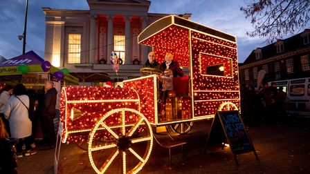 St Albans businesses may be consulted about the Christmas programme for the city centre. Picture: St