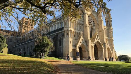 A service will be held at St Albans Cathedral to mark Holocaust Memorial Day. Picture: Archant
