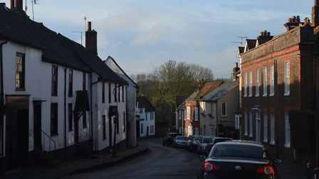 Fishpool Street, St Albans. Picture: Jake Carter