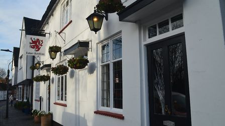 Lower Red Lion, Fishpool Street. Picture: Jake Carter