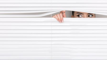 Keeping nosy neighbours at bay can be challenging. Picture: iStock/PA