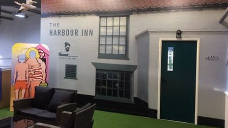 Pico Technology's Southwold-themed premises Picture: contributed