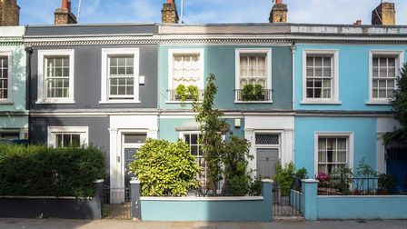Kerb appeal is key to a property's value. Picture: iStock/PA