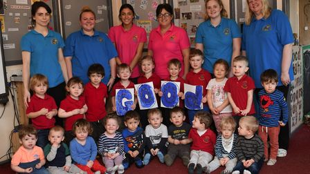 The Bluebell Nursery was rated as Good by Ofsted