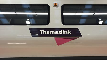Train services running through St Albans may be delayed or cancelled this evening after a passenger