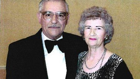 Eric and Pearl Jakob are celebrating 60 years of marriage.