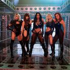 Pussycat Dolls return to Newmarket Racecourses on Friday, July 17 to headline Newmarket Nights. Pict