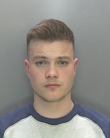Joseph Adams-Murton of Pattison Court, St Neots was sentenced at Peterborough Crown Court on Friday.